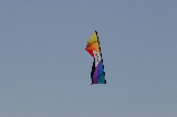Kites going right